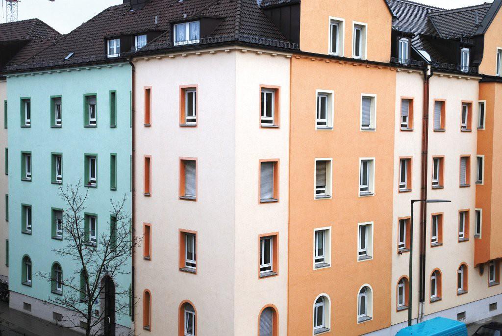 Peintures de facade