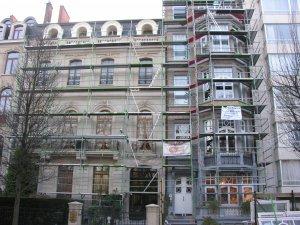 Façade ambassade de Pologne