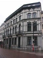 Façade chaussée d'Anvers