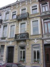 Façade rue Destouvelles