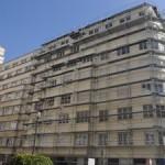 Façade Avenue Emile De Beco